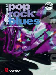 Michiel Merkies: The Sound of Pop  Rock & Blues Vol. 2: Alto Saxophone: