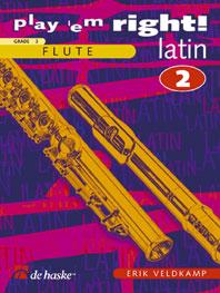 Erik Veldkamp: Play 'em Right! - Latin 2: Flute: Instrumental Work