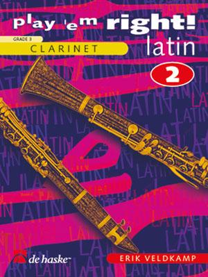 Erik Veldkamp: Play 'em Right! - Latin 2: Clarinet: Instrumental Work