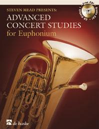 Steven Mead Presents: Advanced Concert Studies: Euphonium: Study