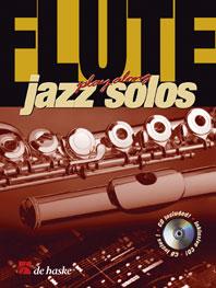 Allen Vizzutti: Play Along Flute Jazz Solos: Flute: Instrumental Work