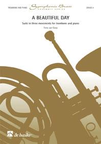Fons van Gorp: A Beautiful Day: Trombone: Instrumental Work