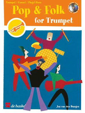 Jos van den Dungen: Pop & Folk for Trumpet: Trumpet: Instrumental Work