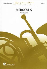 Allen Vizzutti: Metropolis: Trumpet: Instrumental Work