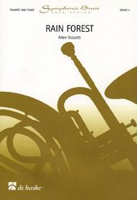 Allen Vizzutti: Rain Forest: Trumpet: Instrumental Work