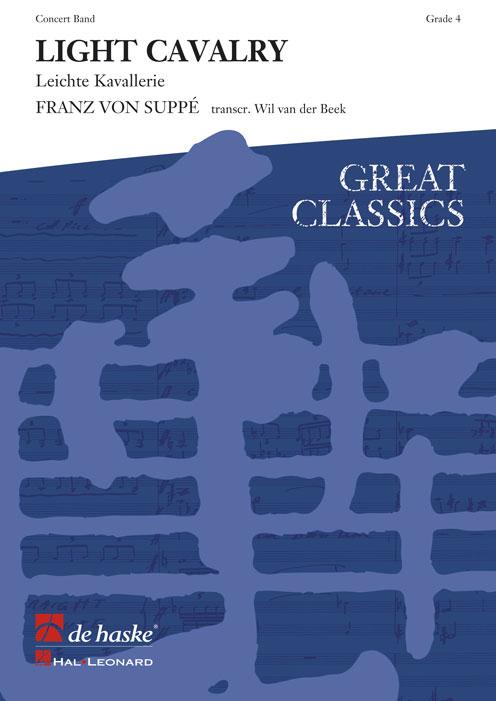 Franz von Suppé: Light Cavalry: Concert Band: Score & Parts