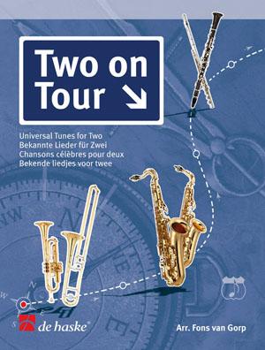 Fons van Gorp: Two on Tour: Brass Ensemble: Instrumental Work