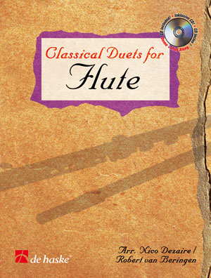 Classical Duets for Flute: Flute: Instrumental Work