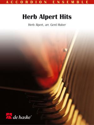 Herb Alpert Hits: Accordion Ensemble: Score & Parts