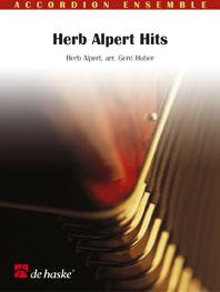 Herb Alpert Hits: Accordion Ensemble: Score