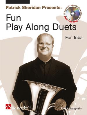 André Waignein: Fun Play Along Duets: Tuba: Instrumental Work