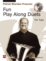 André Waignein: Fun Play Along Duets: Tuba: Instrumental Work