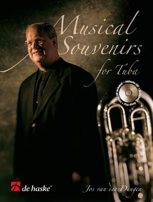 Jos van den Dungen: Musical Souvenirs for Tuba (C): Tuba: Instrumental Work