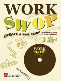 Fons van Gorp: Work Swop: Trombone or Euphonium: Instrumental Work