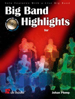 Johan Plomp: Big Band Highlights for Clarinet: Clarinet: Instrumental Work
