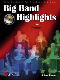 Johan Plomp: Big Band Highlights For Saxophone: Saxophone: Instrumental Album