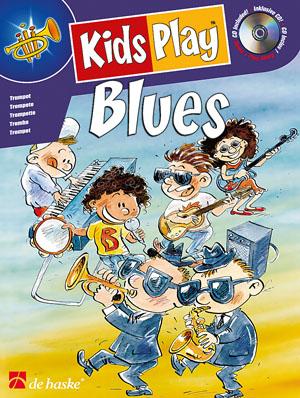 Jaap Kastelein Klaas de Jong: Kids Play Blues: Euphonium: Instrumental Work