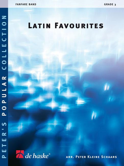 Latin Favourites: Fanfare Band: Score & Parts