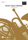 What Child Fantasy: Brass Ensemble: Score & Parts
