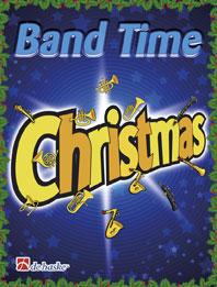 Band Time Christmas: Baritone or Euphonium: Part