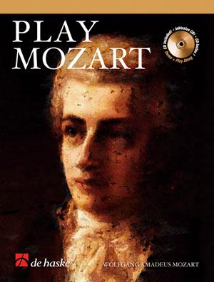 Wolfgang Amadeus Mozart: Play Mozart: Clarinet: Instrumental Work