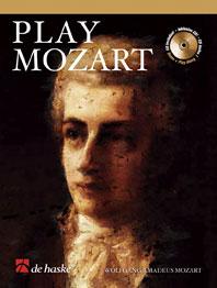Wolfgang Amadeus Mozart: Play Mozart: Alto Saxophone: Instrumental Work