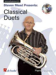Pierre-François Clodomir: Steven Mead Presents: Classical Duets: Baritone Horn