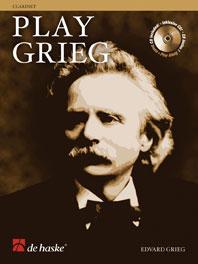 Edvard Grieg: Play Grieg: Clarinet: Instrumental Work