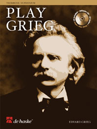 Edvard Grieg: Play Grieg: Trombone or Euphonium: Instrumental Work