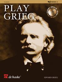 Edvard Grieg: Play Grieg: Violin: Instrumental Work