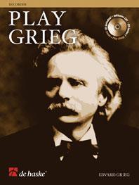 Edvard Grieg: Play Grieg: Recorder: Instrumental Work