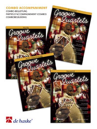 Bert Lochs: Groove Quartets: Ensemble: Instrumental Work