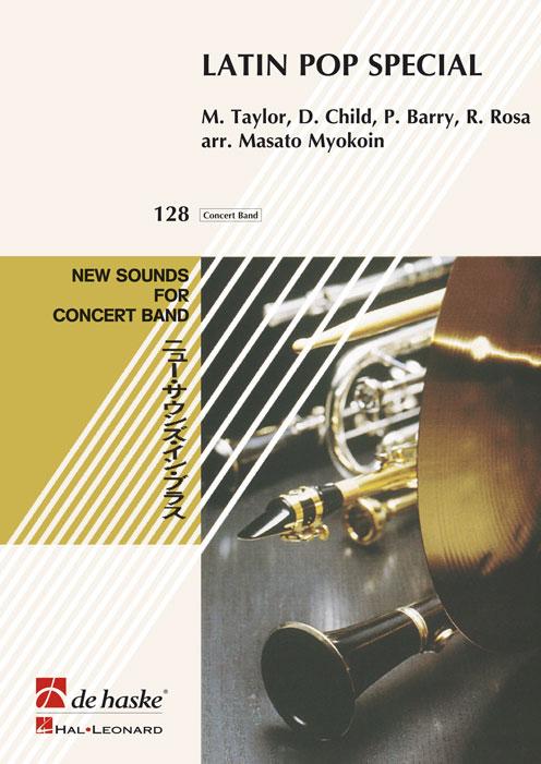 Mark Taylor Desmond Child Paul Barry Robi Rosa: Latin Pop Special: Concert Band: