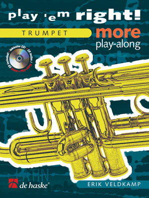 Erik Veldkamp: Play 'em Right! More Play Along: Trumpet: Instrumental Work