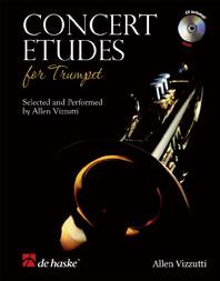 Allen Vizzutti: Concert Etudes for Trumpet: Trumpet: Instrumental Collection