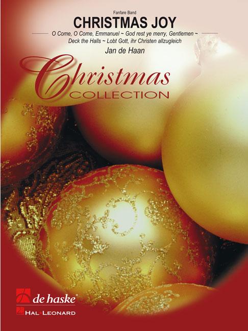 Jan de Haan: Christmas Joy: Fanfare Band: Score & Parts