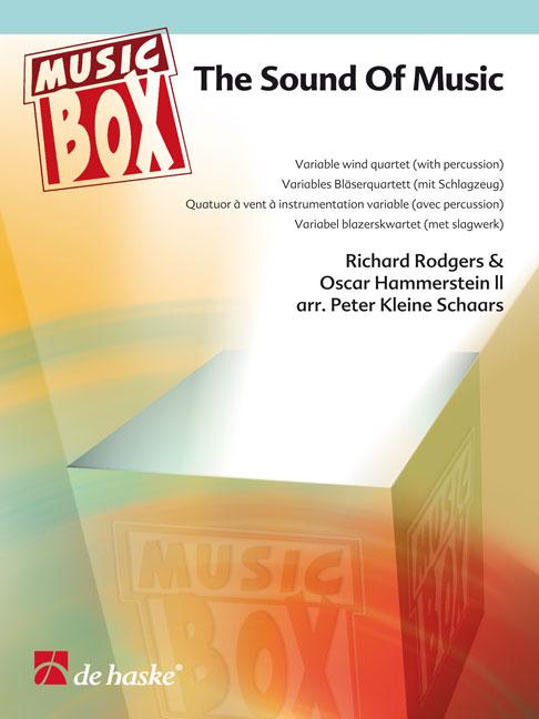 Richard Rodgers Oscar Hammerstein II: The Sound Of Music: Wind Ensemble: Score &