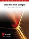 Jacob de Haan: Sketches From Dinsper: Accordion Ensemble: Score