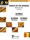 Jan de Haan: March Of the Animals: Concert Band: Score & CD