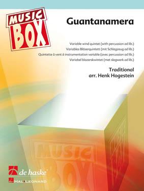 Traditional: Guantanamera: Wind Ensemble: Score & Parts
