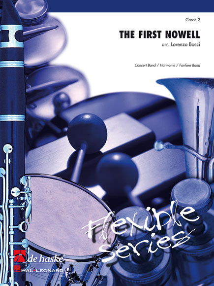 The First Nowell: Concert Band: Score