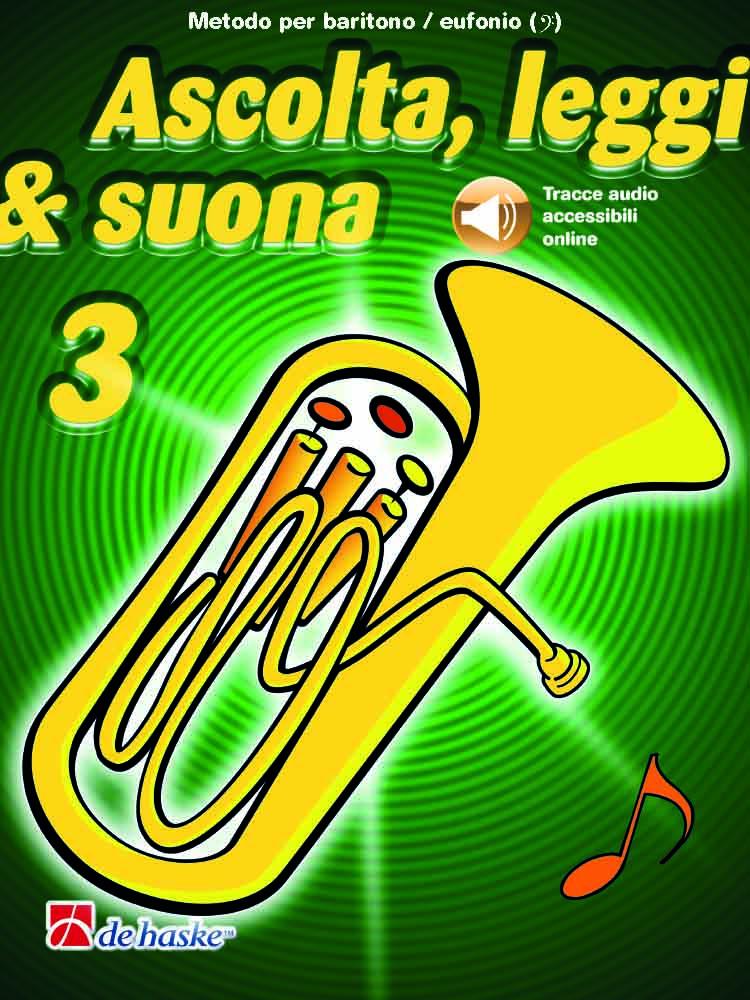 Ascolta  leggi and suona 3 eufonio: Baritone or Euphonium Solo: Instrumental Tutor