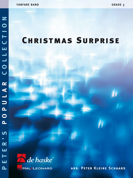 Christmas Surprise: Fanfare Band: Score & Parts