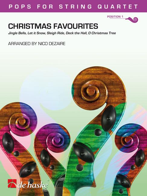 Christmas Favourites: String Quartet: Score & Parts