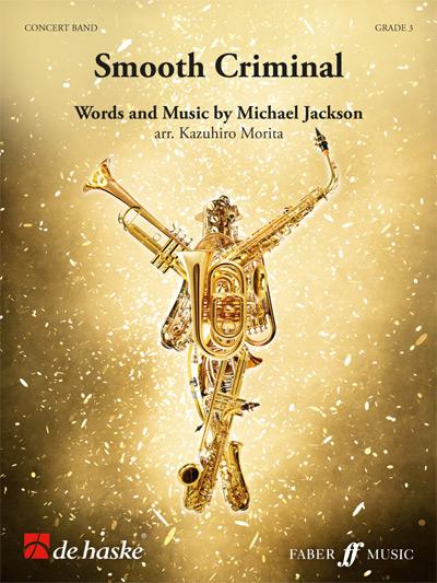 Michael Jackson: Smooth Criminal: Concert Band: Score