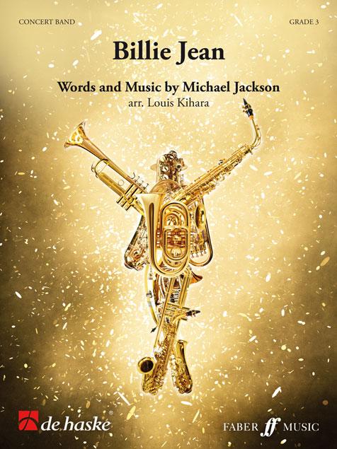Michael Jackson: Billie Jean: Concert Band: Score
