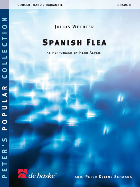 Julius Wechter: Spanish Flea: Concert Band: Score