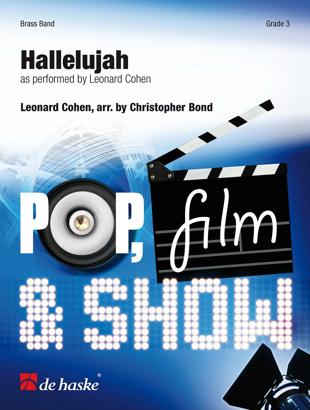 Leonard Cohen: Hallelujah: Brass Band: Score and Parts
