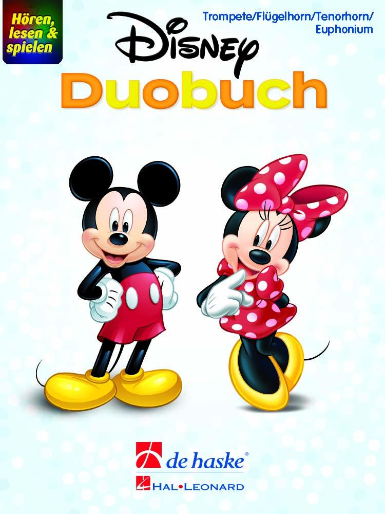 Hören  lesen & spielen - Disney-Duobuch: Trumpet: Instrumental Album