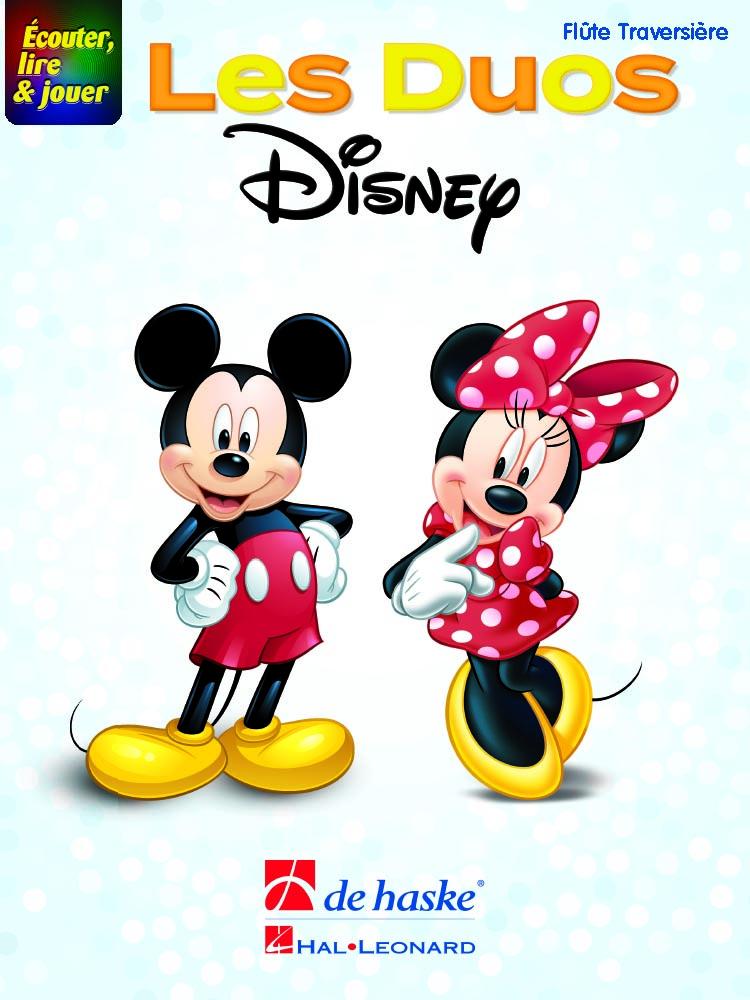 écouter  lire and jouer - Les Duos Disney: Flute: Instrumental Album